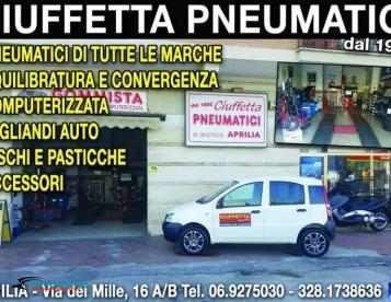 Ciuffetta Pneumatici