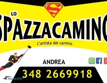 Torretta Andrea Spazzacamino