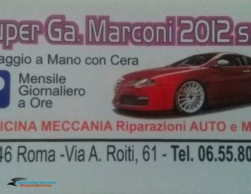 Super Garage Marconi 2012