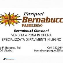 Parquettista Bernabucci Giovanni