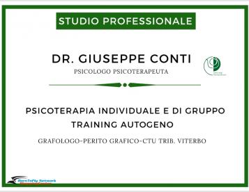 Studio Professionale Dr. Giuseppe Conti