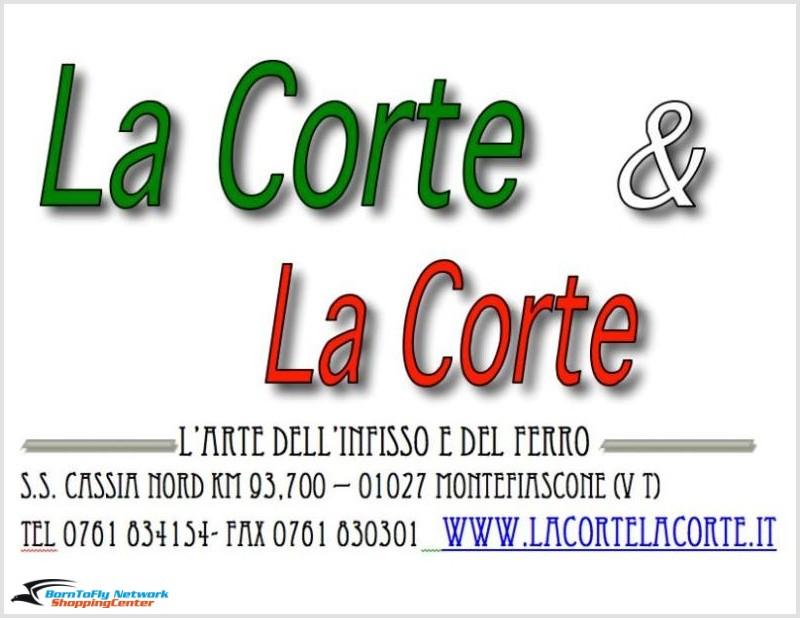 LACORTE & LACORTE Per gli Associati Born To Fly:  Per fornitura finestre Sconto 10% zanzariere